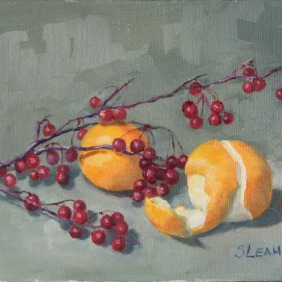 Crab Apples and Oranges