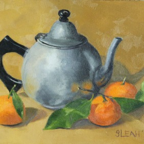 Tea and Clementines