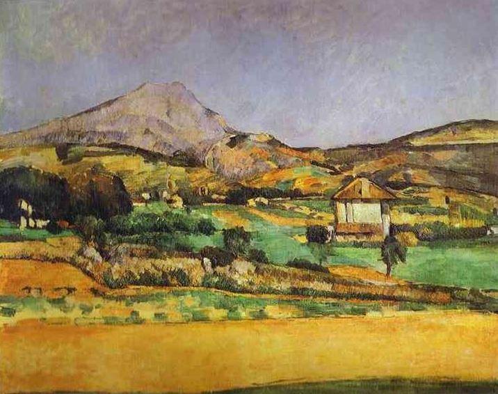 cezanne - Mont